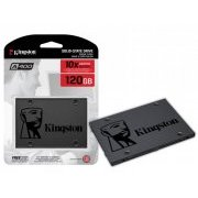 SA400S37/120G Kingston SSD 120GB A400 2.5Pol SATA3 6Gbs
