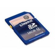 SD4/16GB Cart�o de Mem�ria Kingston SDHC 16GB