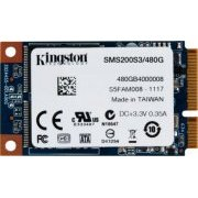 SMS200S3/480G Kingston SSD mSATA 6Gbs 480GB mS200