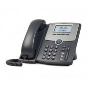 SPA502G Telefone Cisco IP Phone LCD PoE PC Port