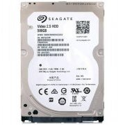 ST500VT000 Seagate HD 500Gb 3Gbs 16MB 3.0Gb 2.5 Pol. 7mm