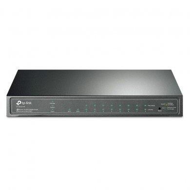 Switch Com 8 Portas Tl-sg2210mp Tp-link