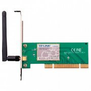 TL-WN350GD TP-LINK Placa de Rede Wireless 54Mb PCI