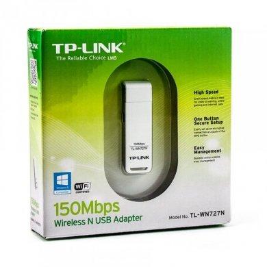 TP LINK WIRELESS N USB ADAPTER TL-WN727N DRIVER DOWNLOAD