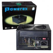 TM6300 Fonte Casemall Powerex TM6300 500W, CPU 4+4 p