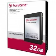 TS32GPSD330 Transcend SSD 32GB IDE PATA 2.5 MLC Flash