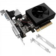 VCGGT7301D3LXPBBB PNY Placa de Video GT730 1GB DDR3 64bits