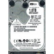 WD10JUCT HD Western Digital 1TB SATA 3Gb/s AV-25