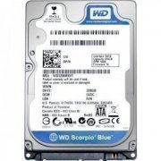 WD3200BPVT HD Western Digital Scorpio Blue 320GB